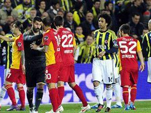 Fenerbahçeye derbi faturası