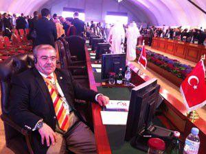 Üzülmez Kuveytte Enerji Formuna katıldı