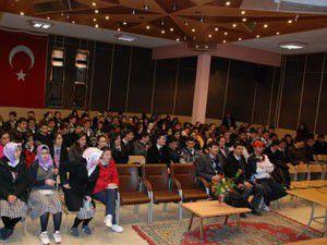 Mevlana Üniversitesinden sınav kaygısı eğitimi