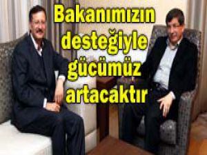 Konya, Karaman, Mersin ortaklığı