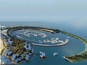 Bu ada dünyaca ünlü bir futbol takımının olacak