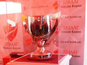 Ziraat Türkiye Kupası çeyrek final eşleşmeleri