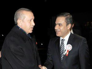 Erdoğan Mit Müsteşarı ile görüştü