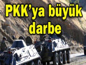 Bitlis ve Cudide 25 terörist öldürüldü
