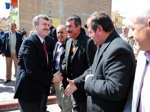 Başkan Akyürek vatandaşların sorunlarını dinledi