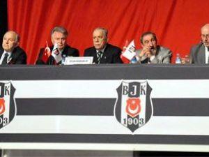 Beşiktaşın 33. başkanı Fikret Orman oldu