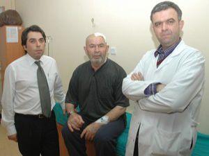 Selçuklu Tıpta başarılı operasyon