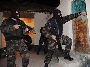 Karamanda uyuşturucu operasyonu düzenlendi