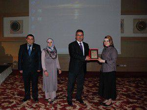 KARMEK öğrencilerine sertifikaları verildi