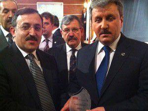 İç Anadolu Gazeteciler Cemiyeti en iyileri seçti