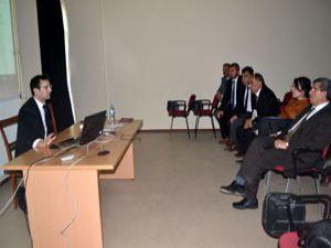 SÜde Elektronik Eğitim konulu konferans
