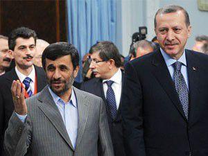 Erdoğan, Ahmedinejadla görüşecek, gündem Suriye