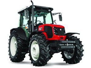 Erkunt, güçlü traktörleriyle Kayseri Fuarında