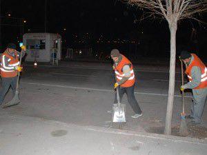 Karatay Belediyesi bahar temizliğine devam ediyor