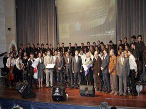 Konyada Türk Sanat Müziği konseri