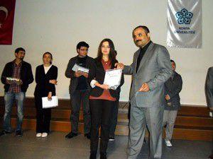 Eğitimin Başarısında Okuma Alışkanlığı konferansı