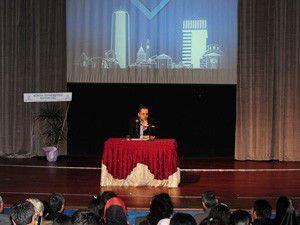 Erhan Afyoncudan Şehir ve tarih konferansı
