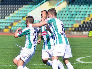 Konyaspor son dakika golüyle berabere bitirdi