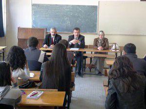 ZMO, Ziraat Fakültesi öğrencilerine seminer düzenledi