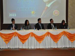 AK Parti Selçuklu 27. Danışma Meclisi gerçekleştirildi