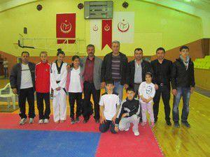 Meram Belediyespordan turnuvaya 8 sporcu
