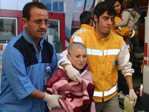 Küçük kızın çığlığı hayat kurdardı