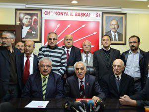 Yetiştirici, CHP Konya il başkan adayı