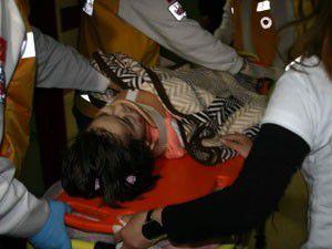 Otizm hastası çocuk 3. kattan düştü