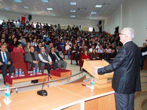 KMÜde Yerel Yönetimler Reformu anlatıldı