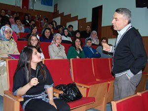 KMÜde üniversite hayatı dersi