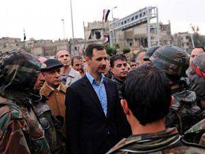 Esad bazı bölgelerden çekiliyor