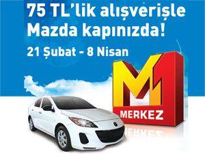 Mazda 3 kazanma şansı devam ediyor