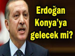 Erdoğanın programı değişti mi?