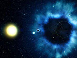 Uzaydaki kara deliklerin çekim gücü neden fazla?