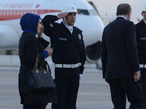 Erdoğan Konyadan Çine gitti