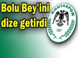 Boluspor: 1 - Konyaspor: 2
