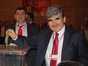 MHPde Hasan Kaya başkanlığa seçildi