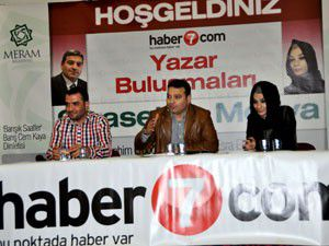 Haber 7 ekibi Konyalılarla buluştu