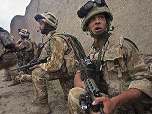 İngiliz askerleri ruh hastası