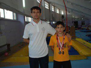 Cimnastikte Yıldızlar Takım Halinde 1.