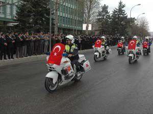 Konyada polis haftası etkinlikleri