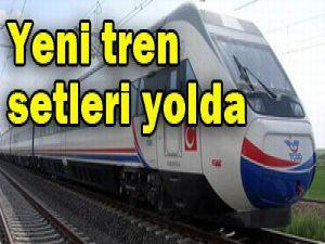 6 yeni tren seti yolda