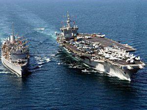 ABD bölgeye 2. uçak gemisini de gönderdi
