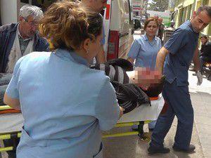 2 ayrı kazada 5 kişi yaralandı