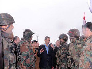 Suriye ordusu, operasyonları durduracak