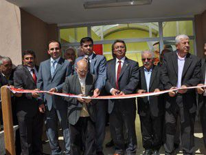 Osmangazi Mahallesine yeni spor salonu açıldı