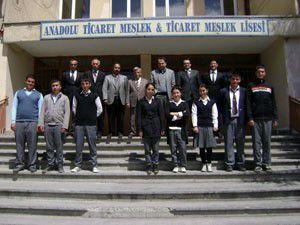Akşehirde bilişim yarışması sonuçlandı