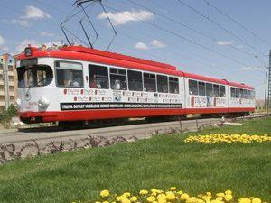 Konyada tramvaylar klimalı olacak
