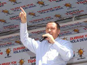 Başbakan Konyada