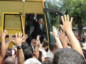 Başbakan Erdoğanın Konya ziyareti